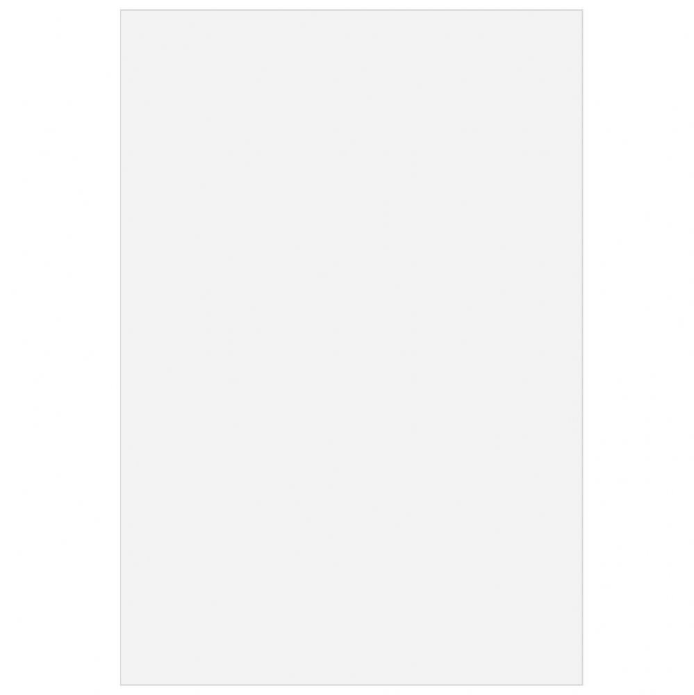 50 X A6 Greeting Card Blank Inserts For Wedding Invites